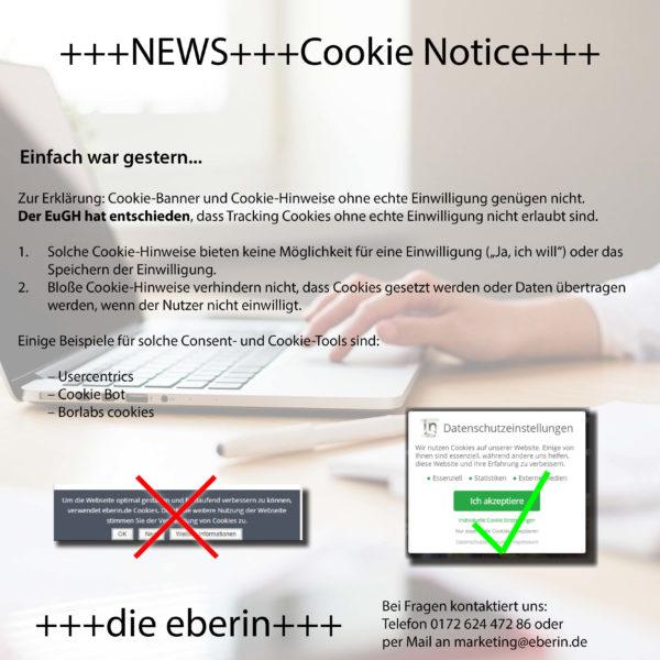 Facebook Cookie Notice