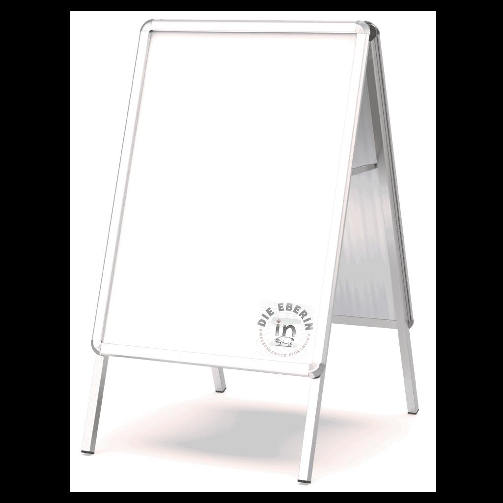 Kundenstopper-Anzeigenaufsteller-die-eberin-Grafikdesign-Pforzheim