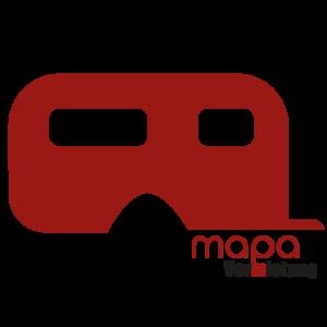 MAPA-Vermietung-Symbol Printdesign von der eberin