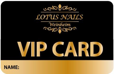 die eberin printdesign VIP Karte